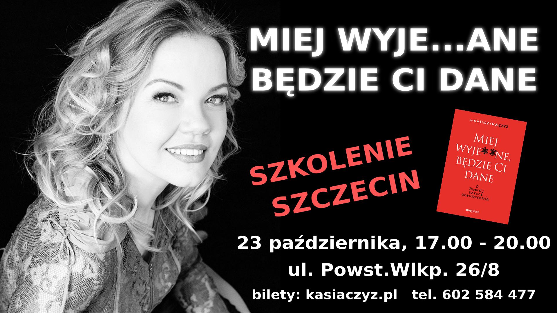 Szkolenie w Szczecinie, 23.10.2021